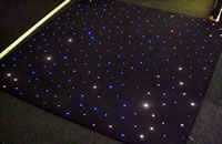fibre optic carpet